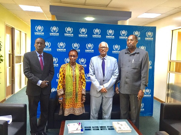 the-iua-vice-chancellor-arrives-nairobi-and-holds-important-meeting-with-the-united-nations-high-commissioner-for-refugees