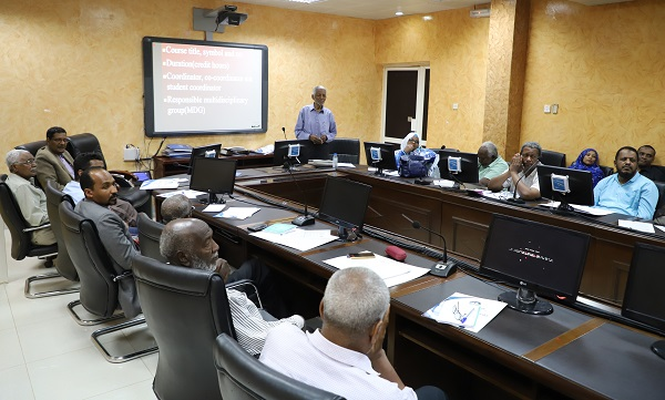 the-faculty-of-medicine-organizes-a-workshop-to-review-the-courses-of-semester-classes
