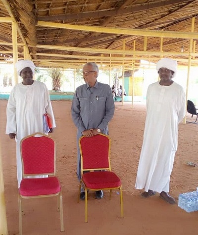 the-clerical-working-department-organizes-a-social-program-in-the-university-farm-at-el-aylofoun