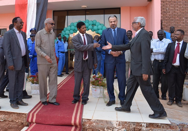 the-iua-vice-chancellor-participates-in-the-opening-ceremony-of-the-faculty-of-medical-complex-at-sudan-university-of-science-and-technology